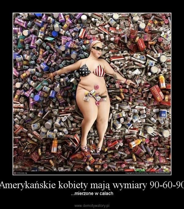 be79153766100c Amerykańskie kobiety mają wymiary 90-60-90 – Demotywatory.pl