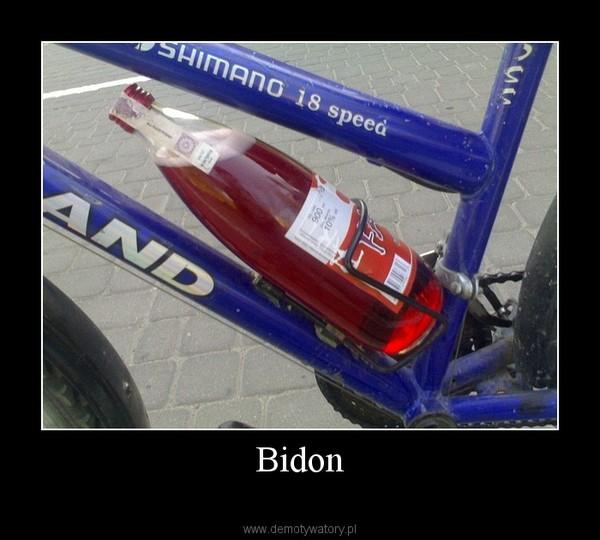 Bidon –