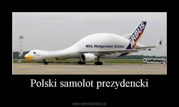 Polski samolot prezydencki –