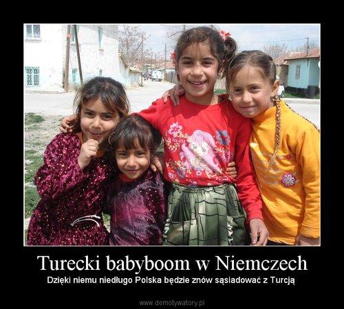 Turecki babyboom w Niemczech
