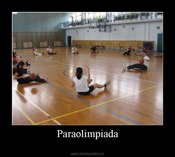 Paraolimpiada –