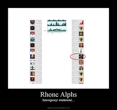 Rhone Alphs