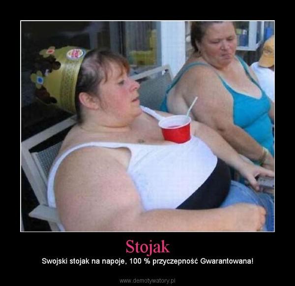 Stojak – Swojski stojak na napoje, 100 % przyczepność Gwarantowana!