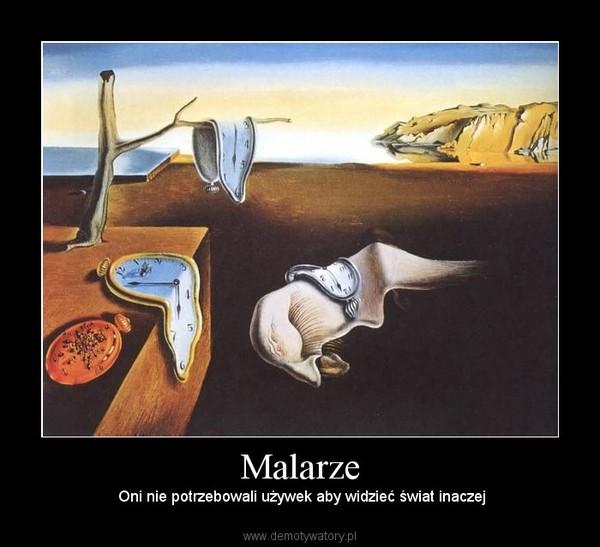 Malarze – Oni nie potrzebowali używek aby widzieć świat inaczej