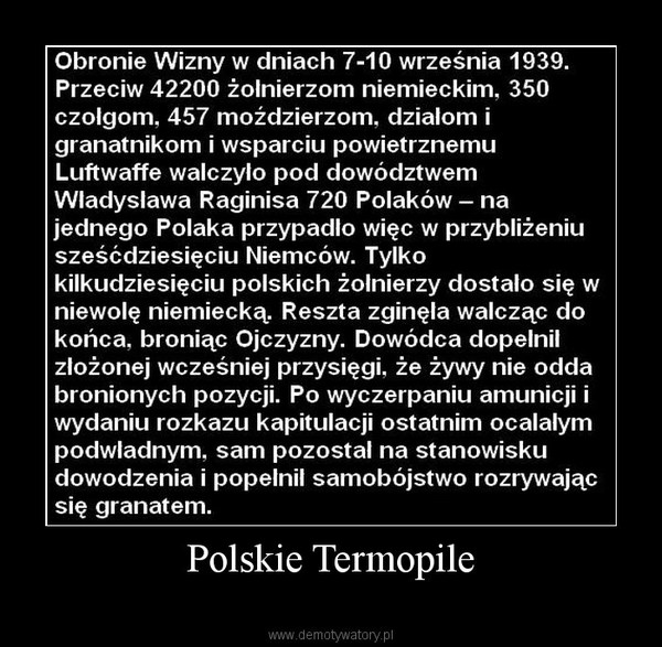 Polskie Termopile –