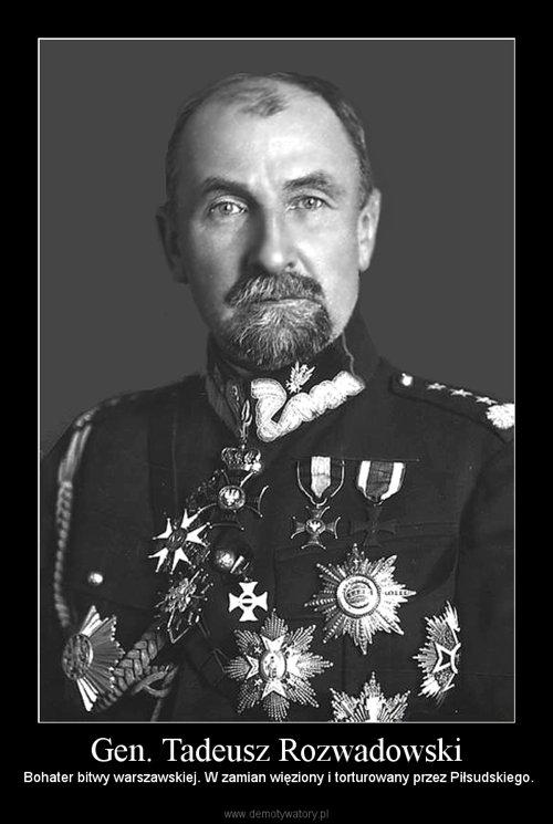 Gen. Tadeusz Rozwadowski