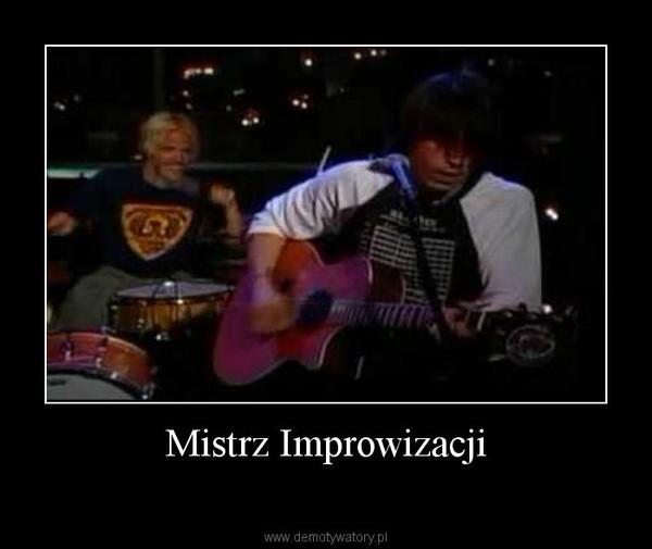 Mistrz Improwizacji –