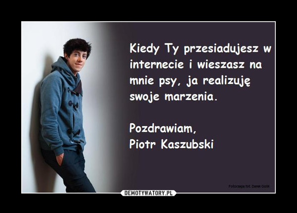 Piotr Kaszubski –