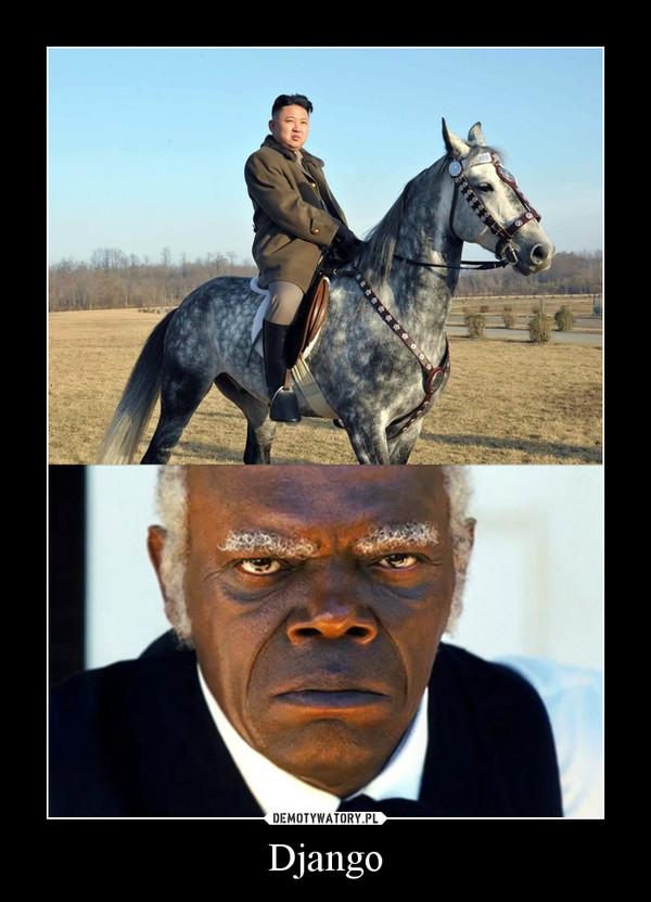 Django –