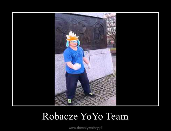 Robacze YoYo Team –