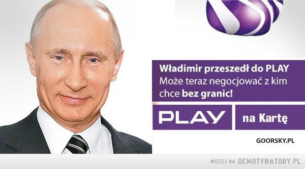 Władymir w Play –