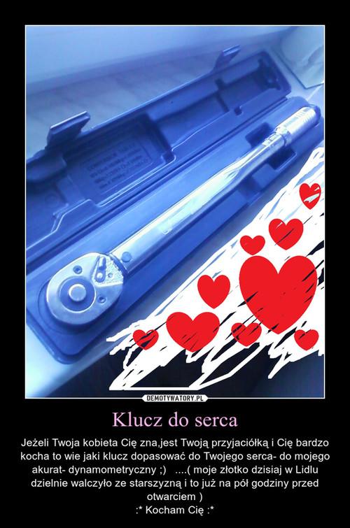 Klucz do serca