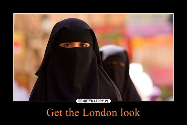 Get the London look –