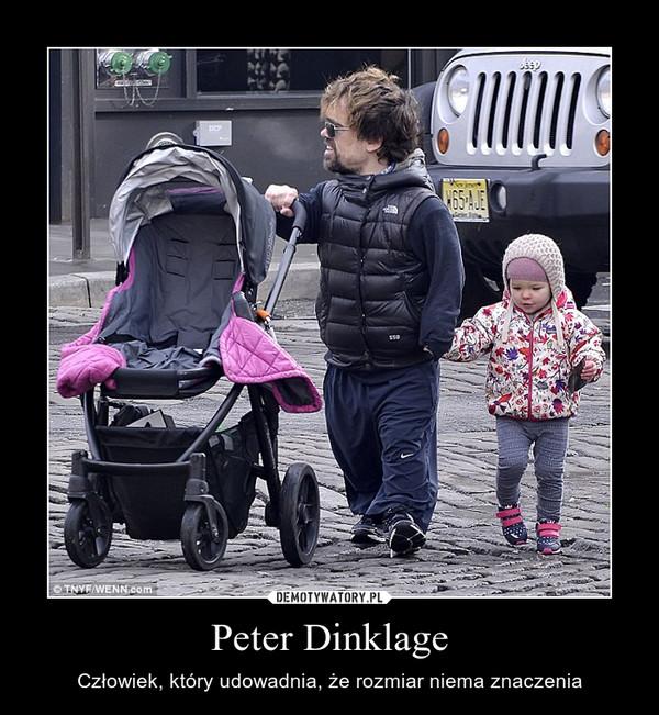 Peter Dinklage – Człowiek, który udowadnia, że rozmiar niema znaczenia