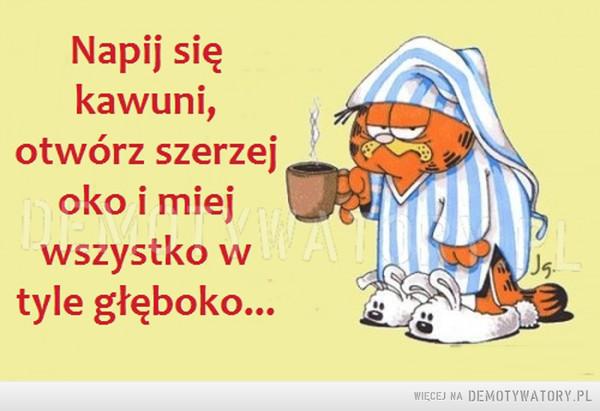 Napij się kawy –