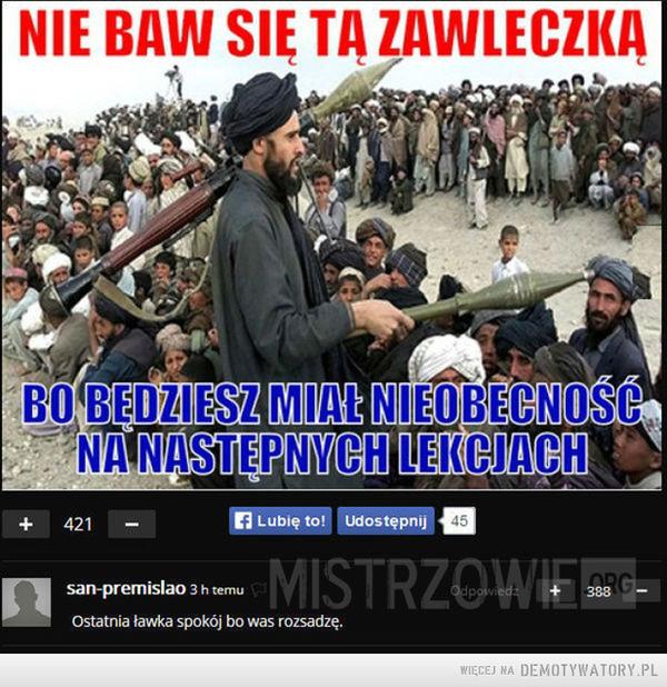 Lekcja ISIS –
