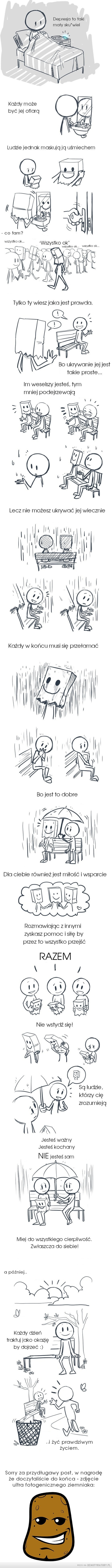 Depresja –