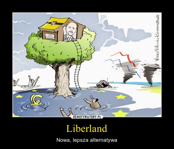 Liberland – Nowa, lepsza alternatywa