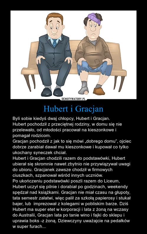 Hubert i Gracjan