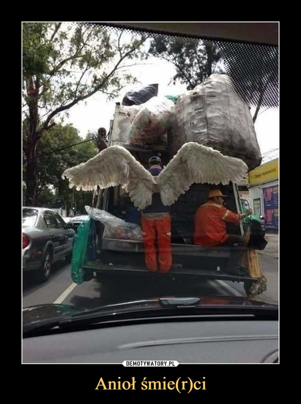 Anioł śmie(r)ci –