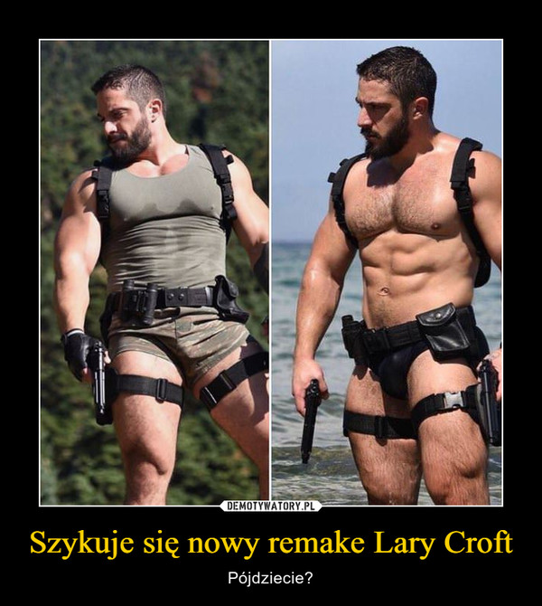 Szykuje się nowy remake Lary Croft – Pójdziecie?