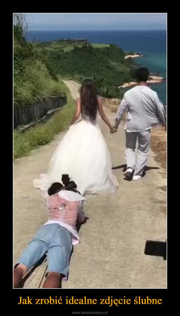 Jak zrobić idealne zdjęcie ślubne –