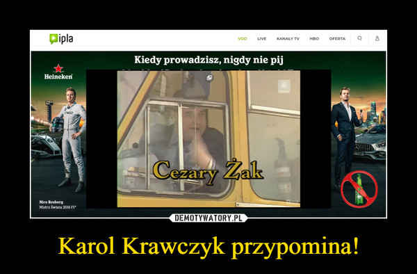 Karol Krawczyk przypomina! –