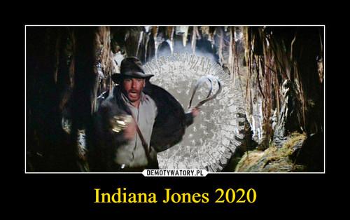 Indiana Jones 2020