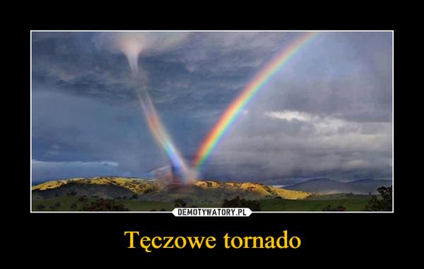 Tęczowe tornado –
