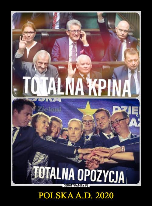 POLSKA A.D. 2020