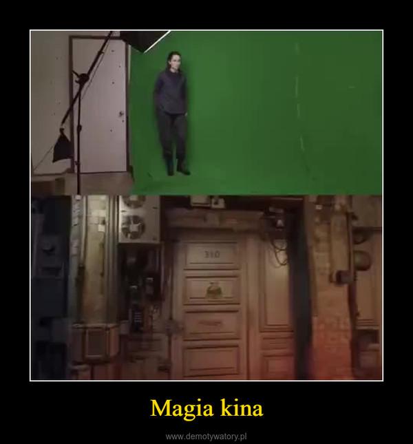 Magia kina –