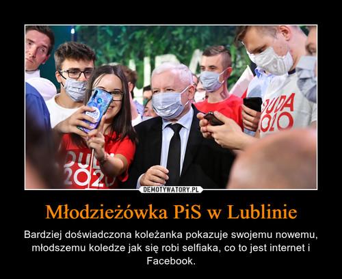 Młodzieżówka PiS w Lublinie