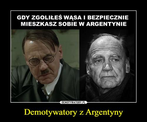Demotywatory z Argentyny