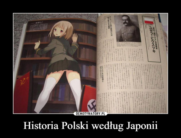 Historia Polski według Japonii –