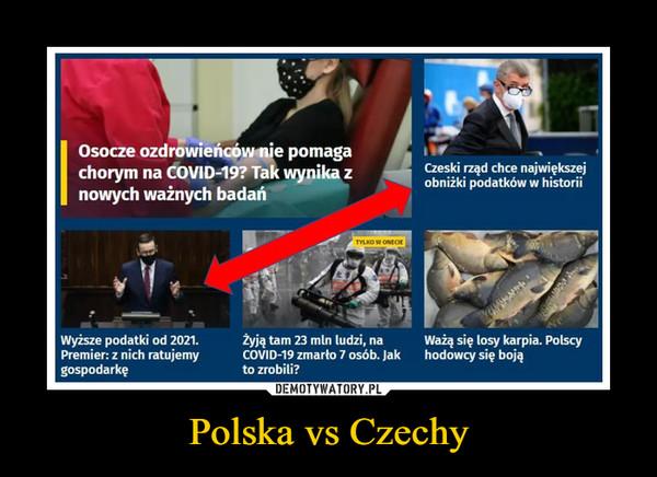 Polska vs Czechy –