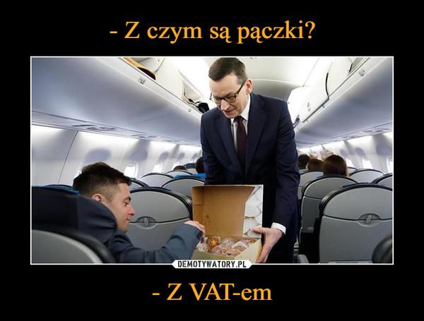- Z VAT-em –