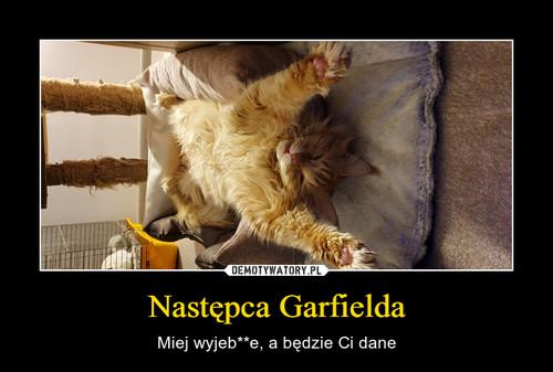 Następca Garfielda