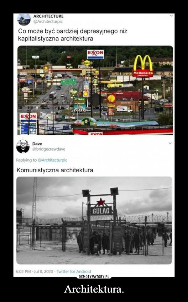 Architektura. –