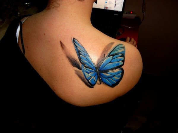 41 Najbardziej Niesamowitych I Pomysłowych Tatuaży 3d
